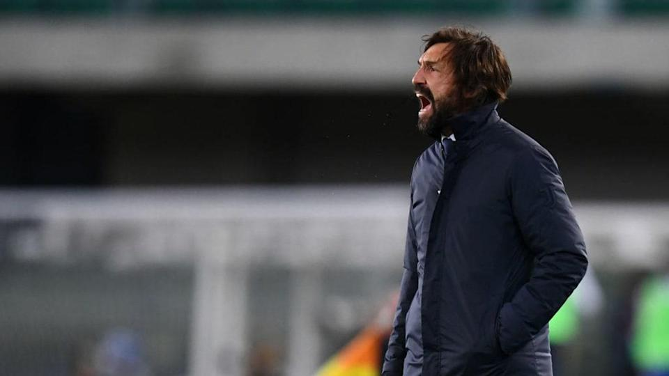 Andrea Pirlo | Alessandro Sabattini/Getty Images