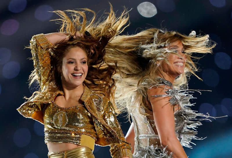 Super Bowl LIV Halftime Show - Kansas City Chiefs v San Francisco 49ers