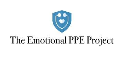 The Emotional PPE Project is a non-profit initiative created to connect healthcare workers with no cost therapy to address the growing mental health needs of healthcare workers affected by the COVID-19 pandemic. (PRNewsfoto/The Emotional PPE Project)