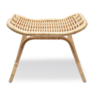 """<p>lawsonfenning.com</p><p><strong>$245.00</strong></p><p><a href=""""https://lawsonfenning.com/products/monet-footstool?_pos=3&_sid=c71240a84&_ss=r"""" rel=""""nofollow noopener"""" target=""""_blank"""" data-ylk=""""slk:Shop Now"""" class=""""link rapid-noclick-resp"""">Shop Now</a></p><p>Looking for just a small rattan detail for a room? This footstool from <a href=""""https://lawsonfenning.com/"""" rel=""""nofollow noopener"""" target=""""_blank"""" data-ylk=""""slk:Lawson Flenning"""" class=""""link rapid-noclick-resp"""">Lawson Flenning</a> may be just the trick. The design is based on sketches from the 1950s and 1960s and the piece is handmade in Denmark.<br></p>"""