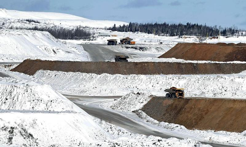 The Trump administration claims to have created hunreds of new mining jobs and increased miners' wages in Minnesota mining country.