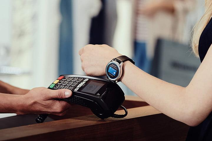 when will mobile payments  breathe mainstream they asked the experts samsung pay gear s3