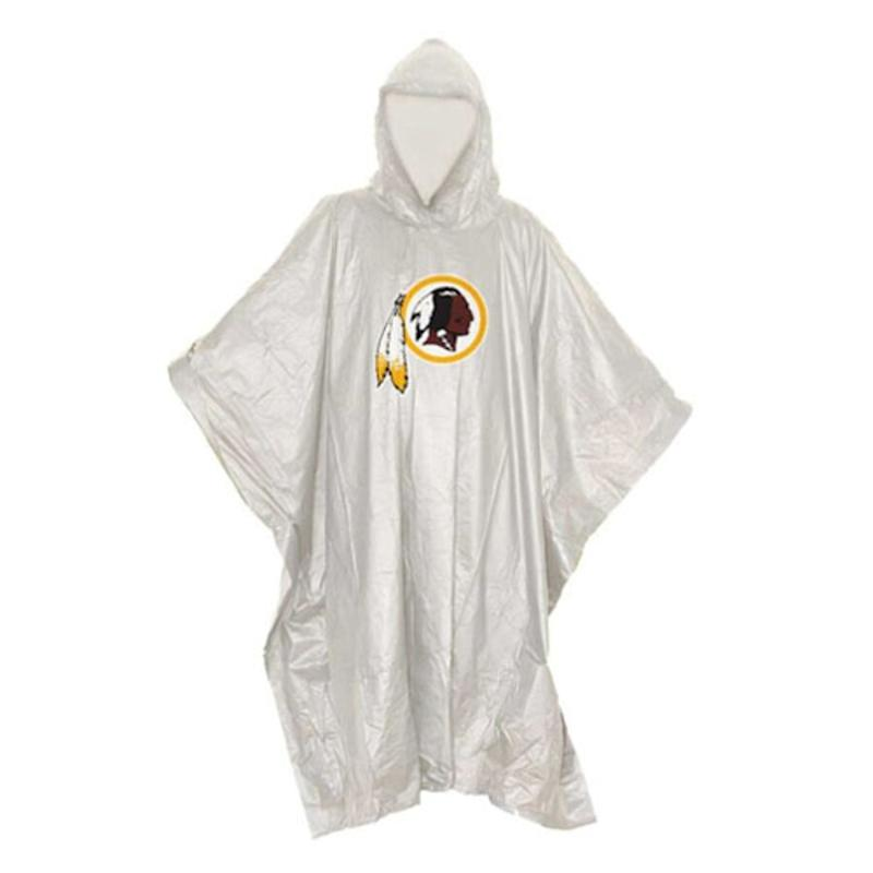Washington Redskins Lightweight Poncho