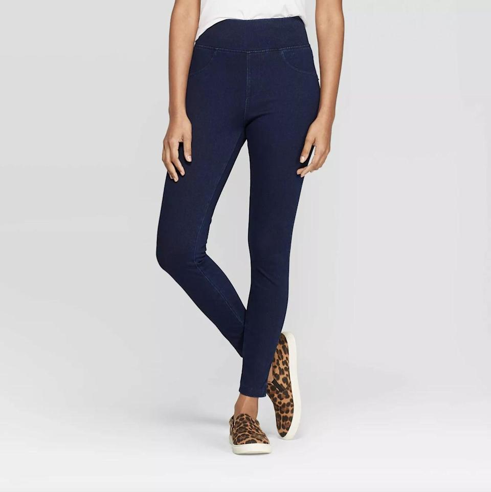 <p>You'll wear these <span>A New Day High Waist Jeggings</span> ($18) every chance you get, whether to run errands or lounge around the house.</p>