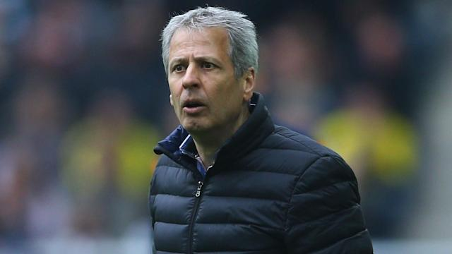 Borussia Dortmund have been strongly linked to a move for Lucien Favre but Nice insist they will not allow their head coach to leave.