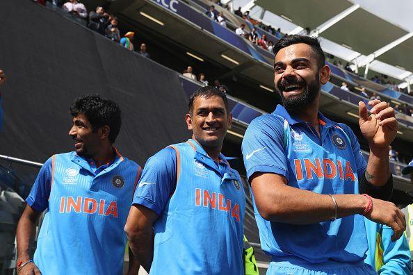 MS Dhoni: Virat's go-to man in crucial moments