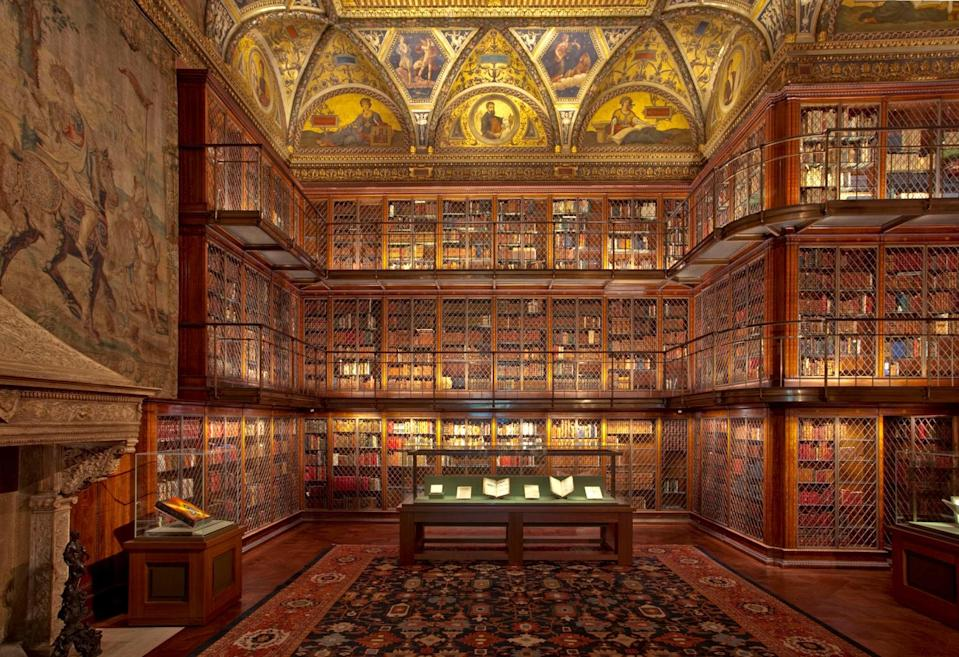 """<p><strong>Zoom out. What's this place all about?</strong><br> The Morgan is like a multi-hyphenate millennial—only instead of actress/model/influencer/whatever leads to early retirement, it's museum/library/landmark/historic site/music venue. The building was originally the private library of financier Pierpont Morgan. But since its 2006 expansion—led by world-renowned architect Renzo Piano—it's more like a mini Madison Avenue campus. There are now some 20 different spaces, including galleries, libraries, a performance hall, and more within.</p> <p><strong>What are we going to find in the permanent collection?</strong><br> The Morgan houses art in virtually every medium, including drawings, prints, and artifacts dating from 4000 B.C. to the twenty-first century. The library's holdings include a host of rare books and manuscripts: one of 23 copies of the original Declaration of Independence; Mozart's handwritten score of the Haffner Symphony; the collected works of Phillis Wheatley, the first known African-American poet; the only extant manuscript of Milton's <em>Paradise Lost</em>; and Charles Dickens's manuscript of <em>A Christmas Carol</em>. Swoon.</p> <p><strong>What about rotating exhibits?</strong><br> The museum hosts a few temporary or seasonal exhibitions simultaneously. Topics range from a particular artist or author (Charles Dickens and Emily Dickinson have been covered in the past) to a comprehensive interpretation of a specific practice, like the importance of sketching and drawing for renowned Flemish Baroque painters.</p> <p><strong>What did you make of the crowd?</strong><br> The majority of museum-goers are New York City tourists (informed ones, who probably didn't come directly from Time Square), but locals frequent the Morgan to catch a performance or take in a new exhibition.</p> <p><strong>Any guided tours worth trying?</strong><br> The Morgan offers a free hourlong """"highlights"""" tour of the permanent collection Tuesday through Sunday at 12:30 p"""