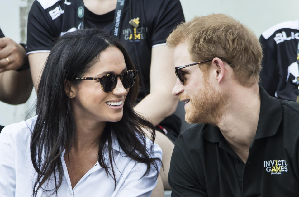 Engagement rumours are ongoing with the royal couple [Photo: PA]