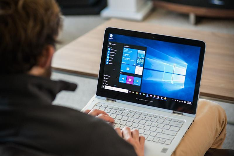 Tech support at Dell and HP encourages users to downgrade