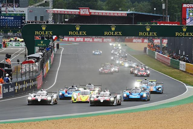 Le Mans back to being worth double points