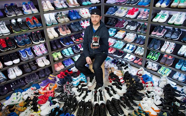 47f5345b Stock X sells hard-to-find trainers, streetwear, handbags and watches -