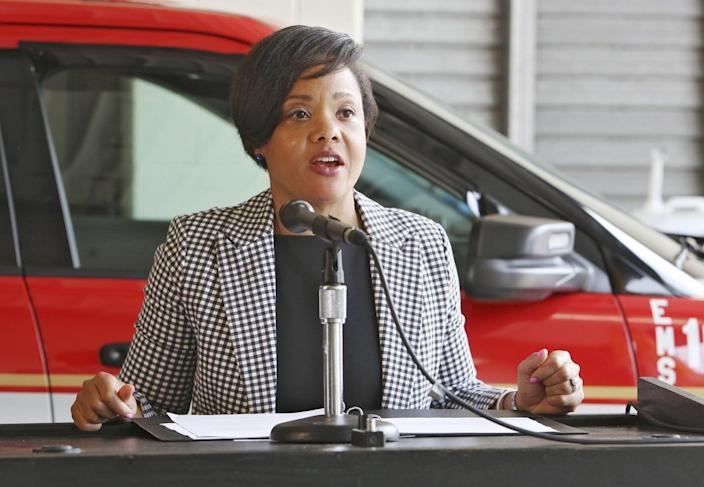 Dr. Mysheika Roberts saidshe met with the police department to be prepared for any harassment she might face.