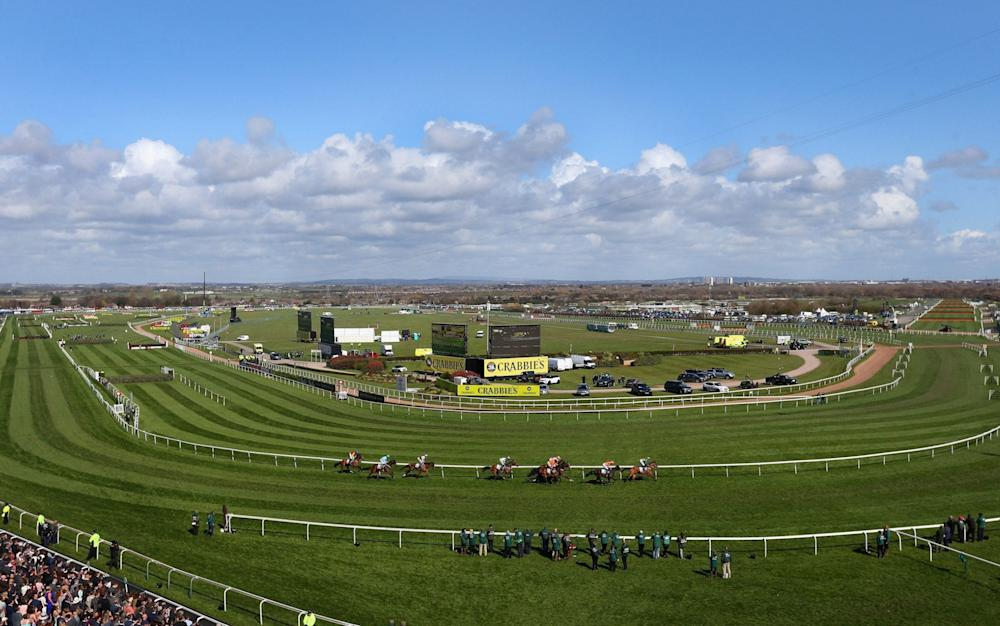 Aintree 2015 - Credit: Getty