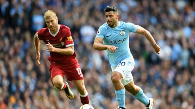 Manchester City and Sergio Aguero hold regrettable records at Anfield but Pep Guardiola is keen on a positive turnaround this weekend.