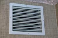 <p>Those little vents all over your house that keep you at a comfortable temperature are probably filthy and full of dust. That's not great to look at or breathe in...and it's probably more than about time for them to be cleaned. </p><p><strong>How to clean</strong>: Start by turning off the heat or air conditioner. Unscrew the air duct covers and remove the grates, using a brush to thoroughly dust them clean. Vacuum the ducts as much as possible, then replace the grates. </p>