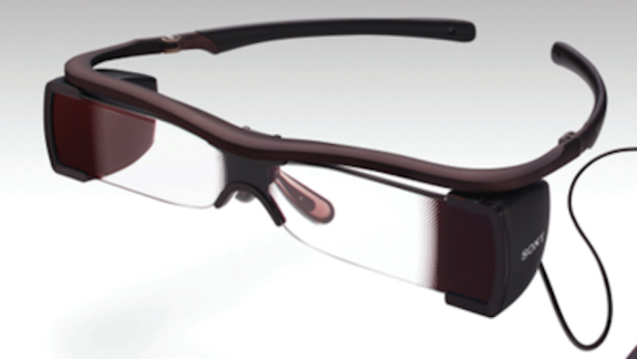 Sony's Entertainment Access Glasses help those with hearing loss enjoy a night at the movies.