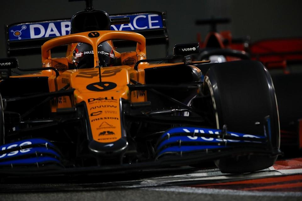 Sainz: McLaren can become
