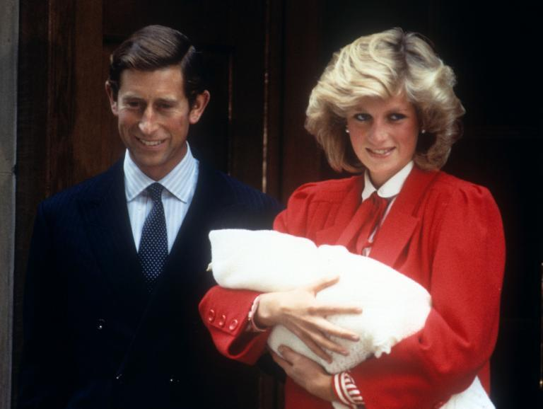 The moment royal couples introduced their babies, from Princess Diana to Kate Middleton