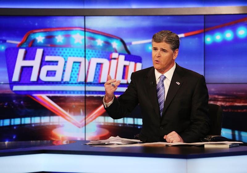 Sean Hannity Says 'Journalism in America Is Dead' After ABC News Michael Flynn Error