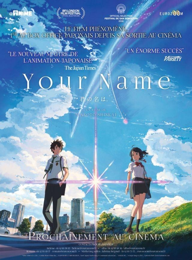'Your Name' music trailer collects Radwimps OST tracks