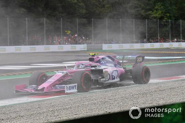 "Lance Stroll, Racing Point RP19 <span class=""copyright"">Jerry Andre / Sutton Images</span>"