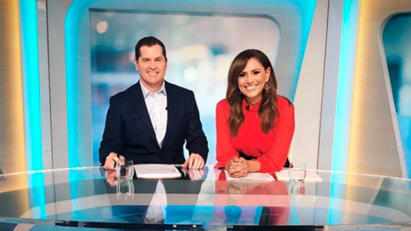 Channel Seven's the Daily Edition has been axed in coronavirus cuts. Photo: Seven