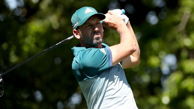 Is Sergio Garcia finally ready to end his wait for a major? The Spaniard was in front alone at the Masters early on Sunday.