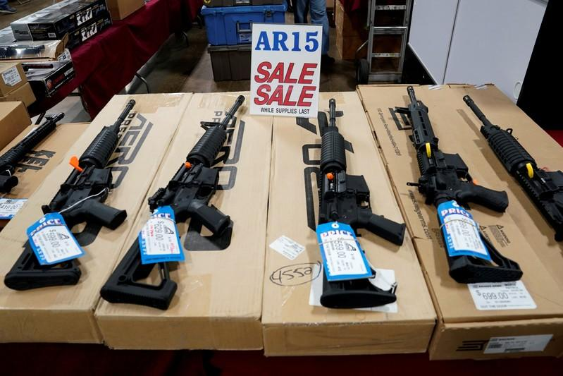 U.S. to ease firearm export rules next month: sources