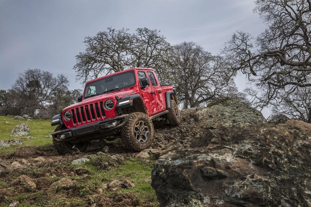"<p><strong>Event:</strong> Zombie Apocalypse<strong><br>Strategy:</strong> Clean the place up.</p><p>Look, you don't call something a ""Gladiator"" unless it has those sorts of ambitions. Consider <a href=""https://www.caranddriver.com/jeep/gladiator"" target=""_blank"">the new Jeep pickup</a>'s standard equipment (in Rubicon guise): Fox shocks, skid plates, beefy Dana 44 axles, locking front and rear differentials, and rock rails. The Jeep is big but not too big, and its off-road capability and toughness are assets to leverage when you'll be mowing down the undead and clambering around off the grid trying to evade spawning sites-um, we mean, former population centers.</p>"