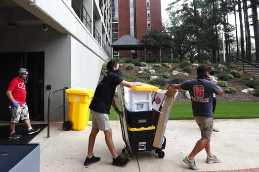 No parties, no trips: Colleges set COVID-19 rules for fall