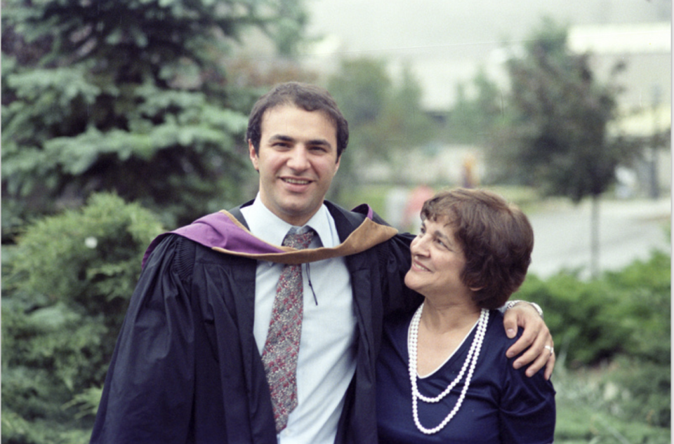 Kevin O'Leary credits his mother with getting him the help he needed as a child  to overcome dyslexia.