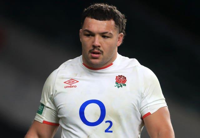 Ellis Genge is now England's senior loosehead for the opening game against Scotland