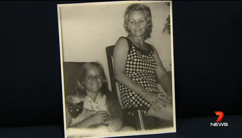 Vince allegedly took the mother away and strangled her and wanted Dubois to kill one of the children - but Dubois couldn't do it. Photo: 7 News