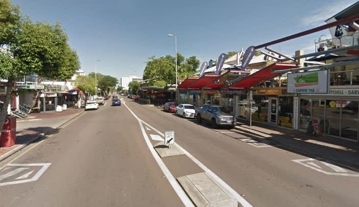 Darwin's Mitchell Street will see more activity from May 15. Source: Google Maps