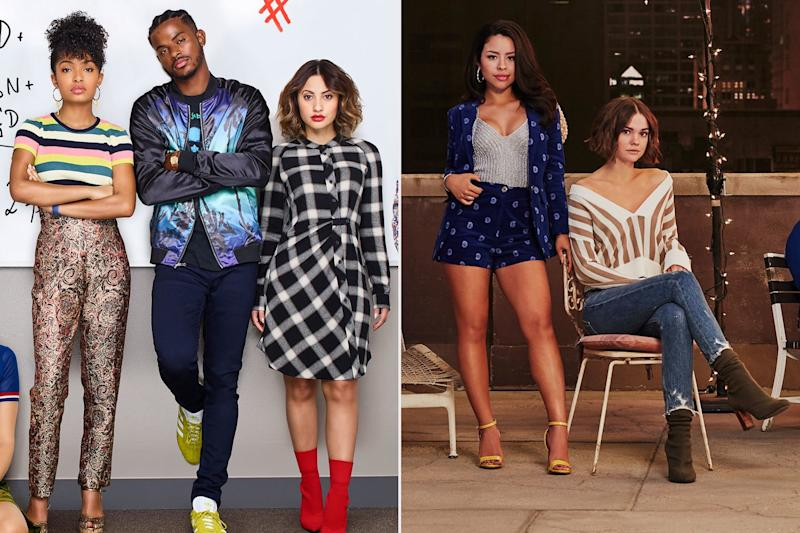 grown-ish and Good Trouble renewed at Freeform