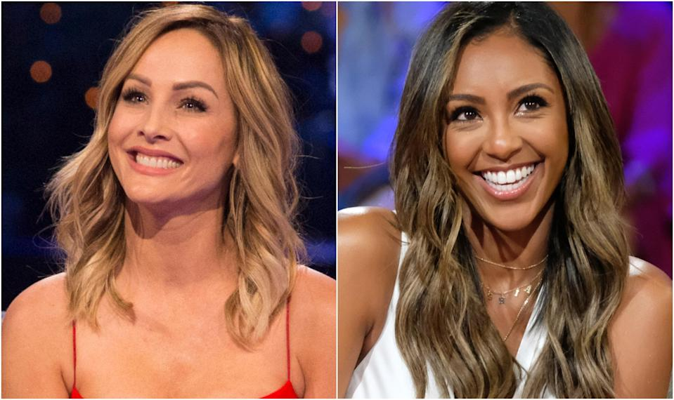 Clare Crawley and Tayshia Adams will most likely split the new season of The Bachelorette.