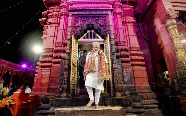 <p>Prime Minister Narendra Modi, on Day 2 of his visit to Varanasi, addressed a rally where he spoke about a number of subjects, including farmers' income, cleanliness and development. Here are all the live updates: </p>