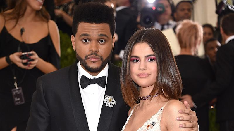 "The Weeknd Might Drop A Song Called ""Like Selena"" & We Expect Major Selena Gomez Shade"