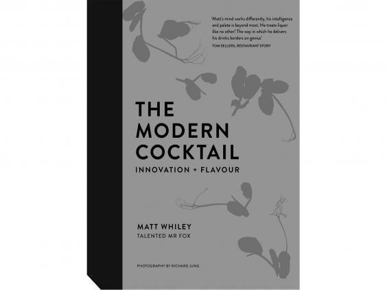 For guidance, inspiration, tips and technique, this cocktail recipe book is a must-have (Amazon)