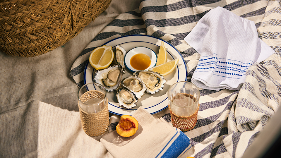 East 33's Sydney Rock Oyster subscriptions are the perfect gift that keeps on giving. Photo: Supplied
