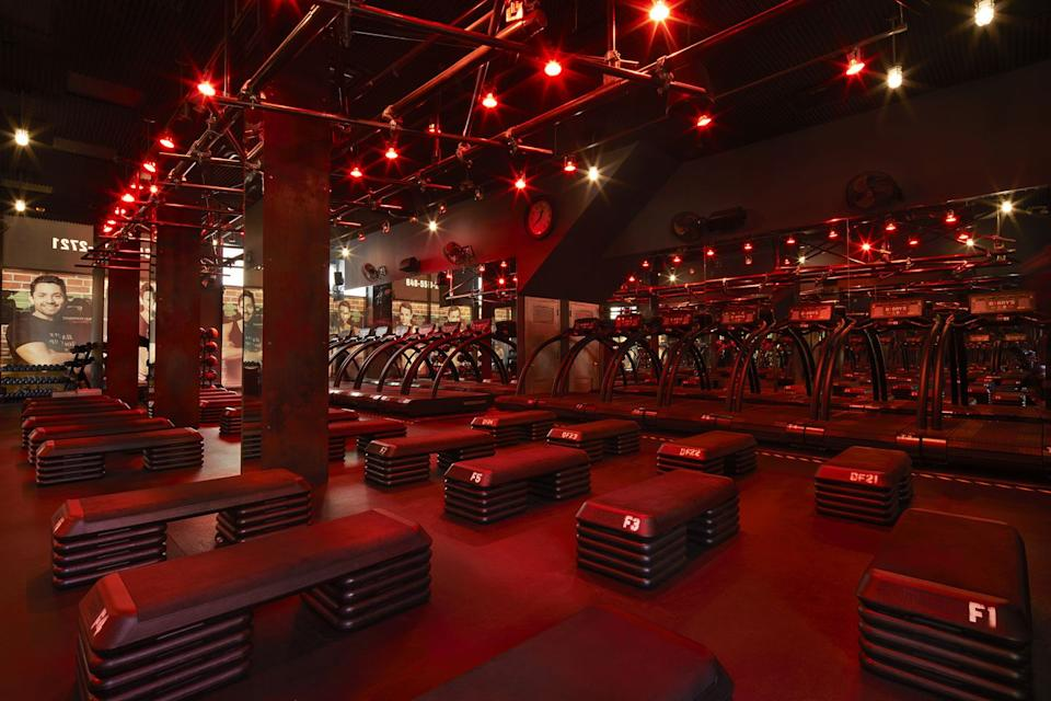 Photo credit: Barry's Bootcamp