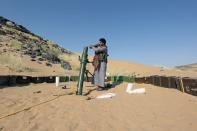 FILE PHOTO: Yemen's war shifts focus to Marib as UN hopes for a ceasefire