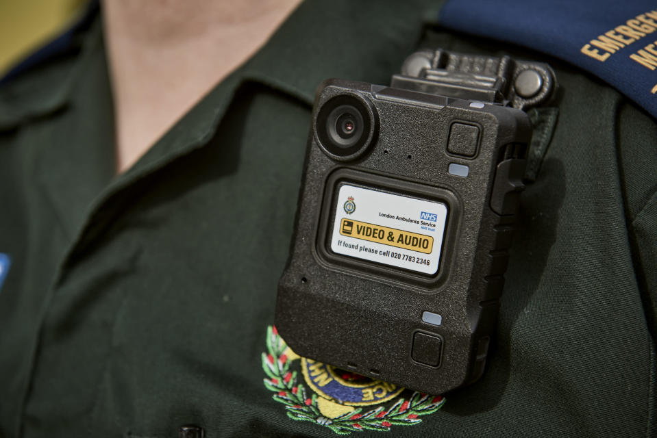 The cameras can turn on at the touch of a button (LAS Handout/PA)