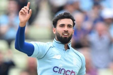 Saqib Mahmood has an opportunity to break into the squad (Getty Images)