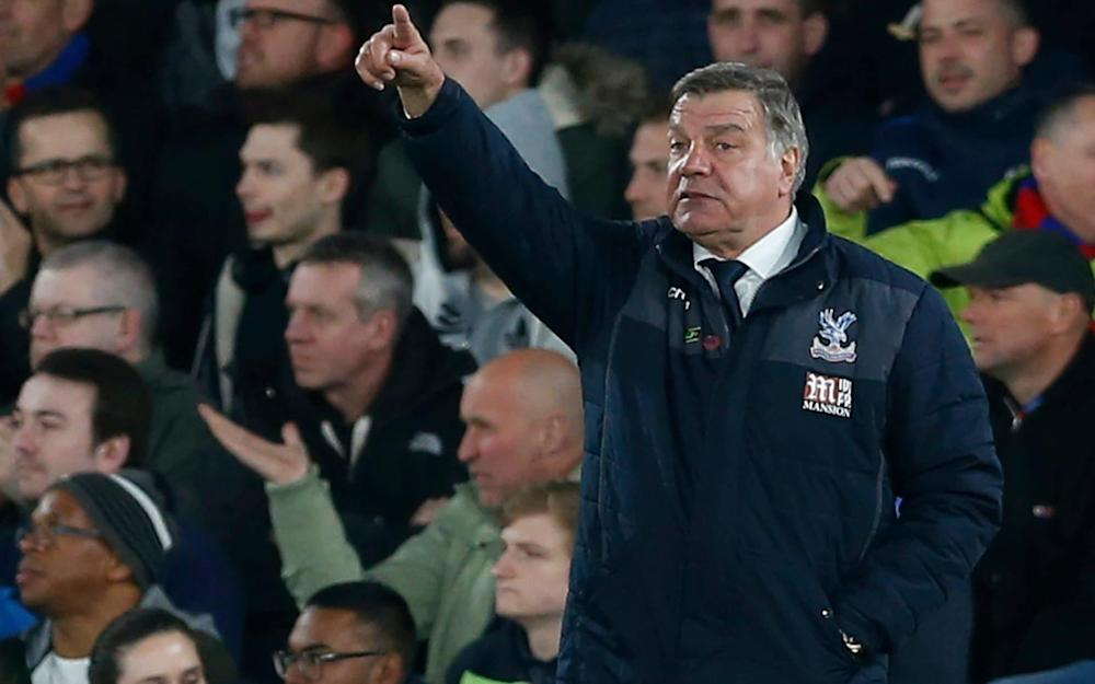 Sam Allardyce - How Mauricio Pochettino's tinkering saw Spurs get their title race back on course with victory over Crystal Palace - Credit: REUTERS