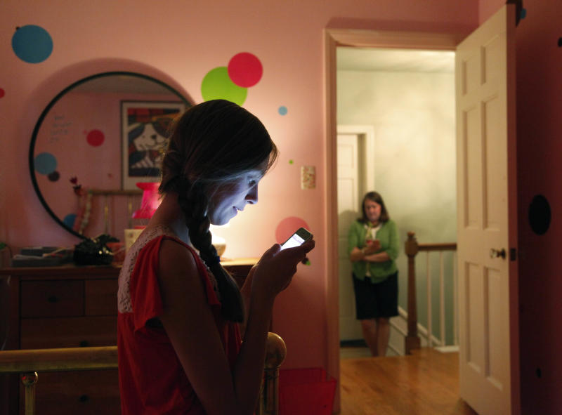 Is texting ruining the art of conversation?
