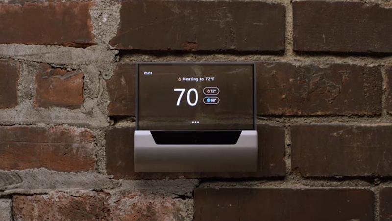 Microsoft présente un thermostat intelligent