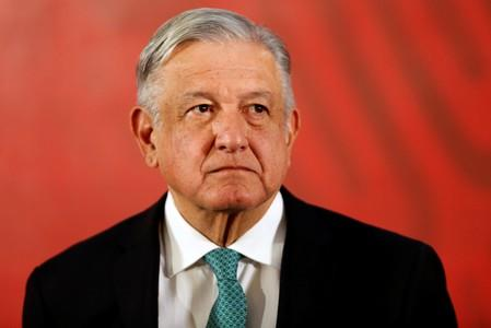 Mexico says presidential plane sale to help fund migration plan