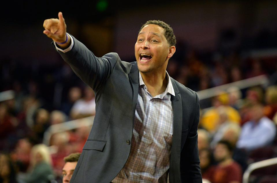 Former Southern California men's basketball assistant coach Tony Bland received a three-year, show-cause penalty for committing NCAA violations.