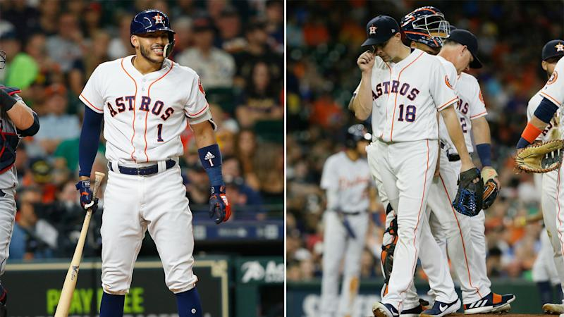 This Week in US Sports: Astros injuries piling up, drama continues in Oakland and Dallas